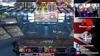 SoD Grand Finals: Professor Pro vs Armada