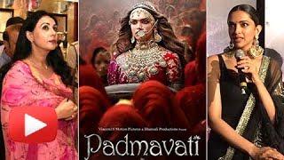 Video Jaipur EX Princess SLAMS Padmavati, ANGRY TWEET MP3, 3GP, MP4, WEBM, AVI, FLV November 2017
