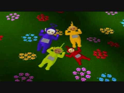 teletubbies playstation gameplay