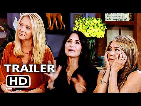 FRIENDS: The Reunion Trailer (2021) Jennifer Aniston, Courteney Cox, Lisa Kudrow