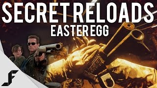 SECRET TERMINATOR RELOAD - Battlefield 4 Easter Egg