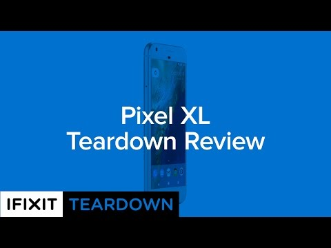 How Repairable Is The Google Pixel XL?