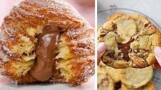 3 Indulgent Thousand Layer Desserts by Tastemade