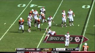 Landry Jones vs Texas (2011)