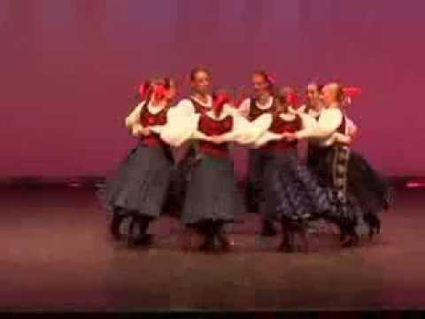 Vychodna Slovak Dancers - Horehronské kolesá
