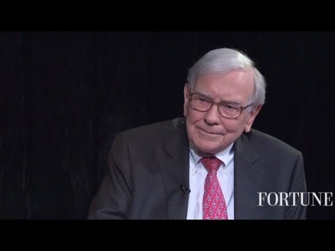 Warren Buffett's career advice