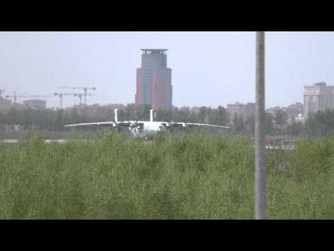 RA-09329 с Чкаловского домой полетел