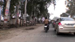 Roorkee India  city photos : Driving towards Roorkee
