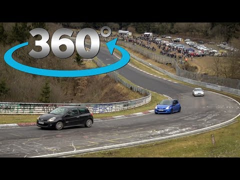 Nordschleife 360° - Experience the Nürburgring as if you were there! WATCH WITH VR HEADSET OR PHONE