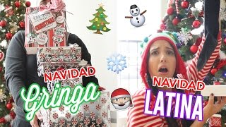 Video NAVIDAD GRINGA vs LATINA! - Mariale MP3, 3GP, MP4, WEBM, AVI, FLV Mei 2018