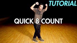Video How to do a Quick 8 Count Dance Routine (Hip Hop Dance Moves Tutorial)   Mihran Kirakosian MP3, 3GP, MP4, WEBM, AVI, FLV Agustus 2019