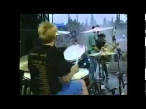 Green Day - Edgefest, Vancouver 1998 (Full Concert) (видео)