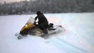 1. ski doo tundra 300f