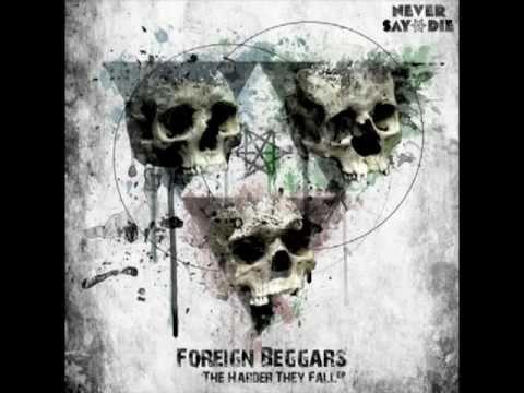 'Still Gettin It' Foreign Beggars feat Skrillex