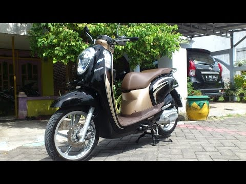 Review Motor Honda Scoopy eSP Stylish 2015
