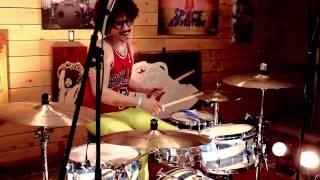 Party Rock Anthem - LMFAO - DRUM COVER - ADVENTURE DRUMS