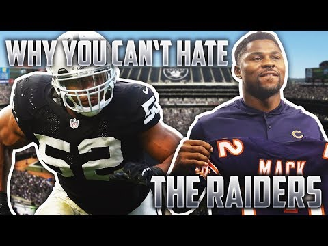 Why You Can't HATE The Raiders For Trading Khalil Mack