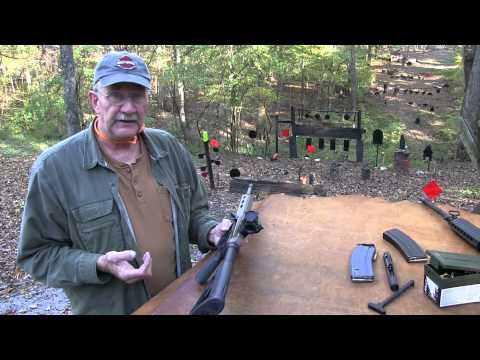 side - Bud's Gun Shop: http://www.budsgunshop.com/?utm_source=hickok45&utm_medium=youtube&utm_campaign=hickok45_yt Shooting and showing the Gibbz Arms side-charging upper. Thanks to ...
