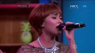 Mytha Lestari - Aku Cuma Punya Hati ( Live at Sarah Sechan )