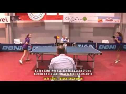 30 Ağustos 2014 Büyük Kadınlar Final Maçı