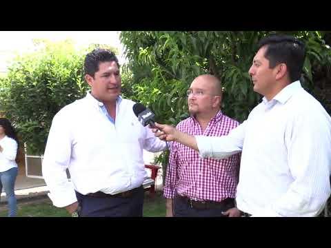 Inicia Lorenzo Arroyo su campa�a proselitista a diputado local por el distrito XI
