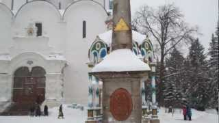 Sergiyev Posad Russia  city photo : Beautiful Monastery, Sergiyev Posad (Zagorsk), Russia