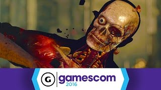 10 Minutes of Sniping in Sniper Elite 4 - Gamescom 2016 by GameSpot