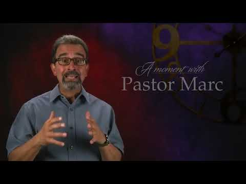 "A Moment with Pastor Marc #13<br /><strong>""Make Jesus Look Good""</strong>"