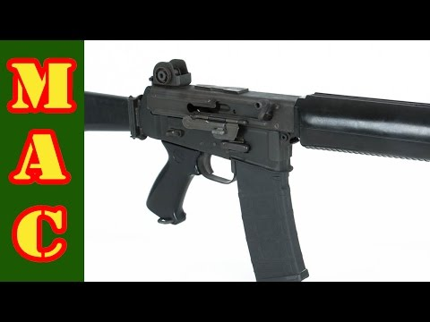 AR-180 Review – Military Arms Channel
