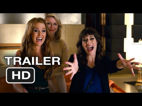 trailer 2012 - Subscribe to TRAILERS: http://bit.ly/sxaw6h Subscribe to COMING SOON: http://bit.ly/H2vZUn Bachelorette Trailer (2012) - Kristen Dunst, Lizzy Caplin, Isla Fi...