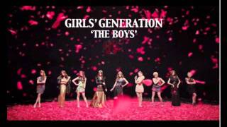Download Lagu SNSD Girls' Generation 'The Boys' Audio (KOR ver.) Mp3