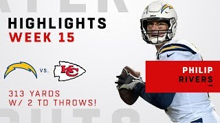 Philip Rivers Clutch Comeback! by NFL