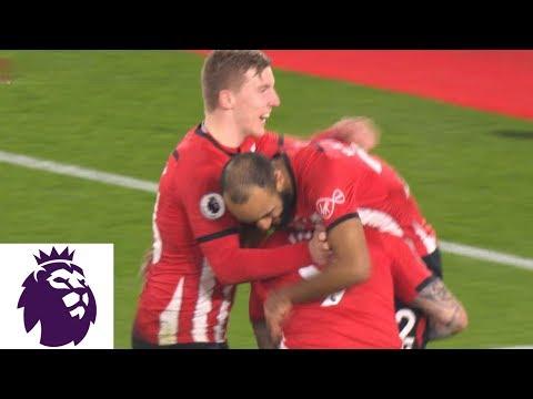 Video: Nathan Redmond scores for Southampton through chaos against West Ham | Premier League | NBC Sports