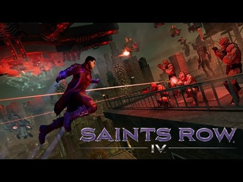 обзор Saints Row IV (CD-Key, Steam, Россия и СНГ)