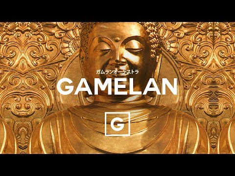 Indonesian Type Beat - ''Gamelan''