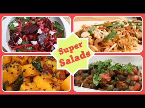 Super Salads   Quick Easy To Make Healthy And Nutritious Salad Recipes