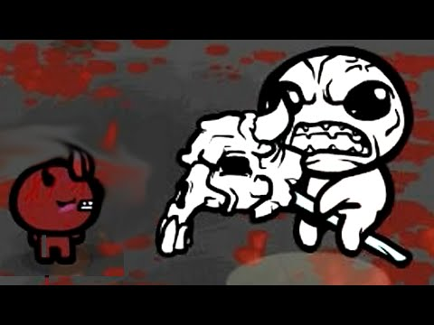 The Binding of Isaac (PC) Playthrough (No Death, Hardmode)