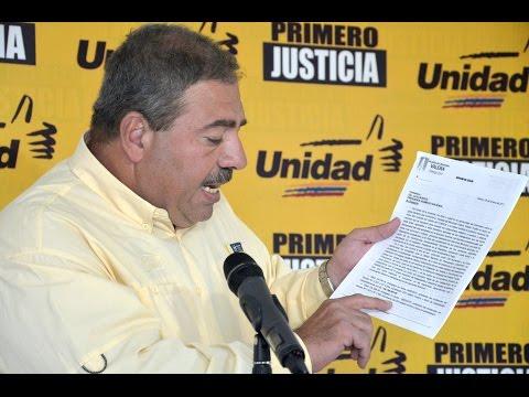 José Karkom exigió al Gobierno el pago de los recursos de la Alcaldía de Valera