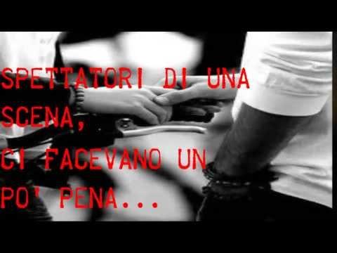 , title : 'Tiziano Ferro - Eri come l'oro... ora sei come loro. (Swing) testo'