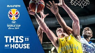 The 100 BEST plays from the FIBA Basketball World Cup 2019 Qualifiers (1st Round)