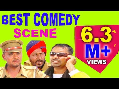 Video PUNJABI COMEDY SCENES 2018 | Police Naka | Latest Punjabi Comedy Movie Scenes | Mithu Sarpanch download in MP3, 3GP, MP4, WEBM, AVI, FLV January 2017