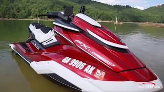 1. Yamaha FX Limited SVHO (2019-) Test Video - By BoatTEST.com