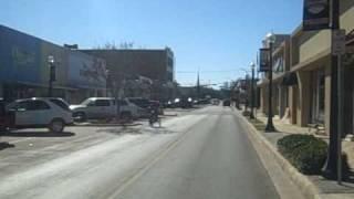 Brownwood (TX) United States  city images : Brownwood, TX: Rush Hour