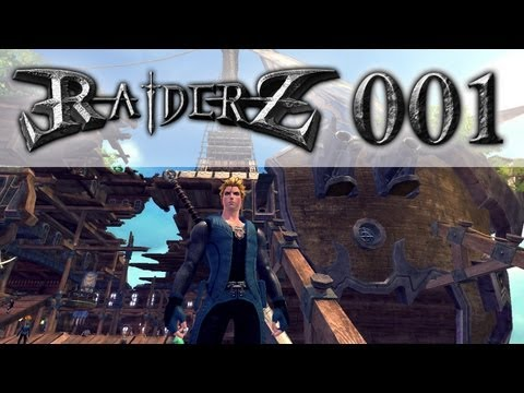 Let's Play RaiderZ #001 – Neues Free2Play MMORPG als Berserker