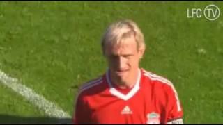 Sami Hyypiäs Abschied von Liverpool-Fans