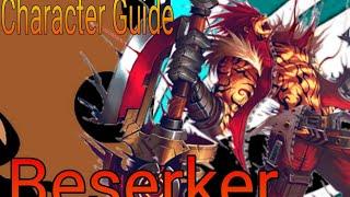 Video Kritika: White Knight | Character Guide | Berzerker | SMoN | MP3, 3GP, MP4, WEBM, AVI, FLV November 2018