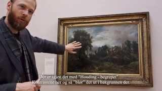 Studietur til London m/ Jan-Ove Tuv: Constable
