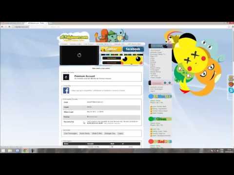 Gerador de Pontos Ot:  Ae galera, minha primeira video aula espero que gostem.LINK do Site para Download do Hacker:http://otpokemanicoshacker.blogspot.com.br/2014/05/gerador-de-pontos-ot-pokemon.html