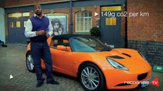 2011 Lotus Elise Car Review