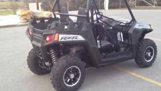 2. 2012 Polaris Ranger RZR 800 Magnetic Metallic LE